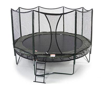 alleyoop power doublebounce trampoline