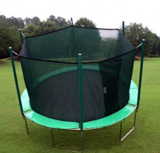 kidwise magic cirlce kids trampoline