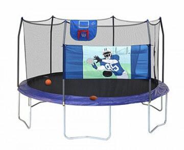 round trampoline skywalker sportsarena