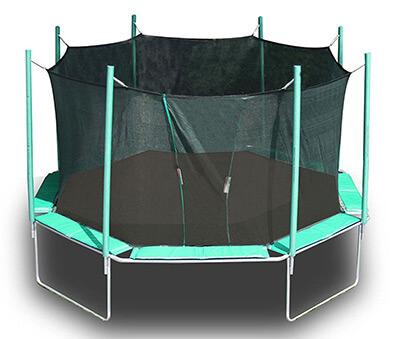 sportstramp extreme octagon trampoline