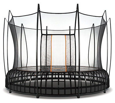 Vuly Thunder Springless trampoline